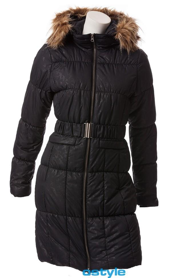 Dámský vyteplený kabát O´Style 6299