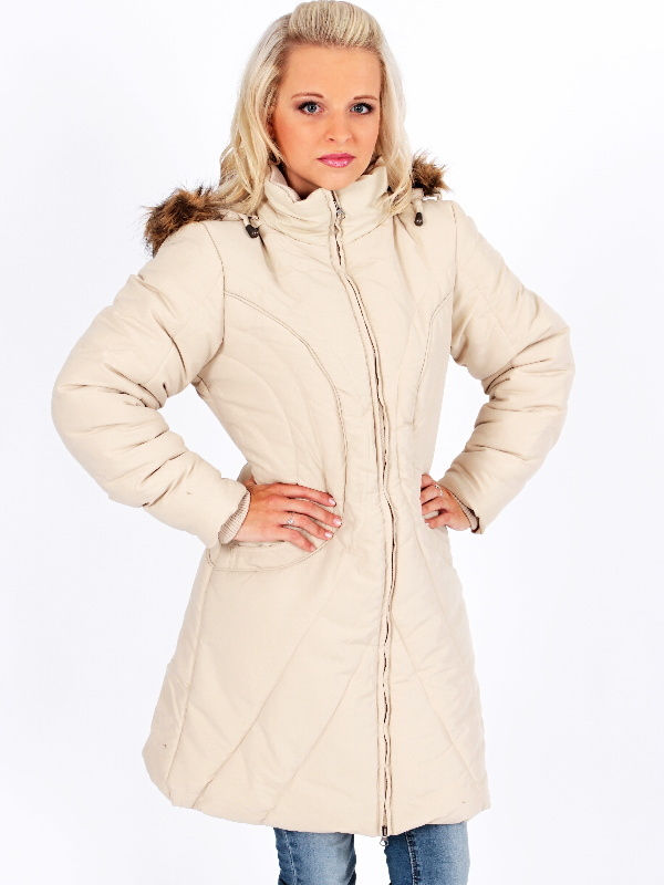 Dámský zimní kabát Emoi 104809