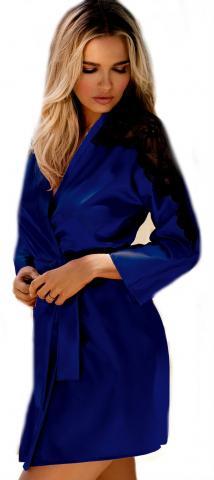 Dámský župan Dkaren Marion dark blue