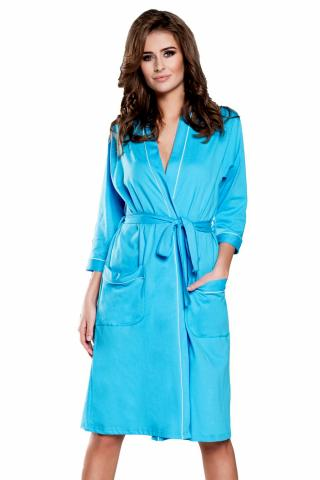 Dámský župan Italian Fashion Megan tyrkys