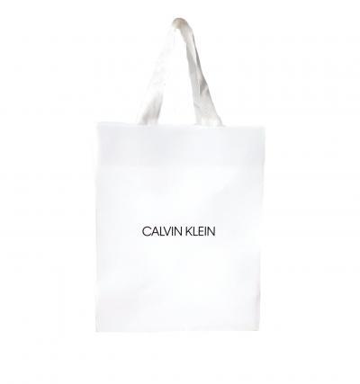Dárková taška Calvin Klein bílá