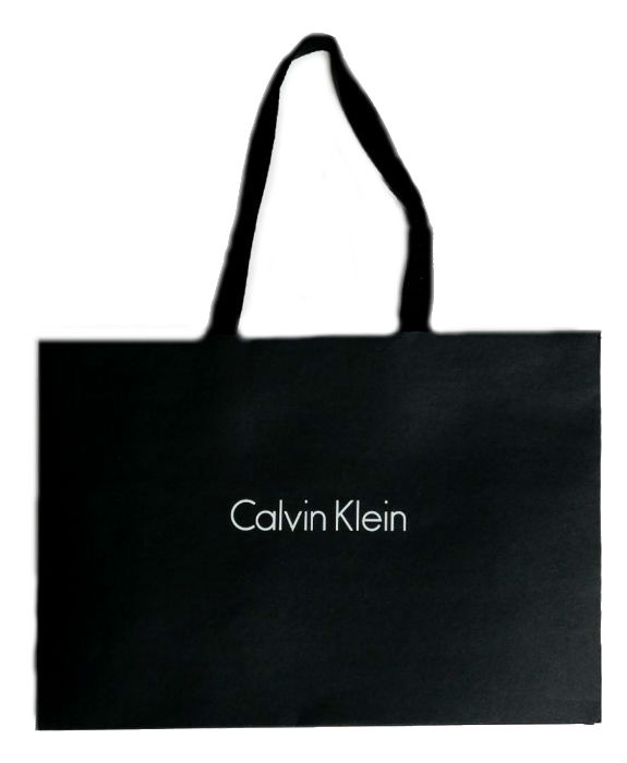 Dárková taška Calvin Klein černá