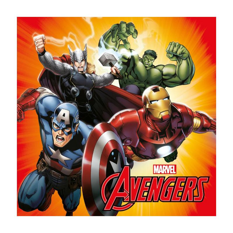 Dekorativní fotopolštářek Jerry Fabrics Avengers