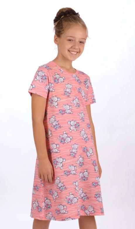 Dětská noční košile Vienetta Secret Slon s dárkem