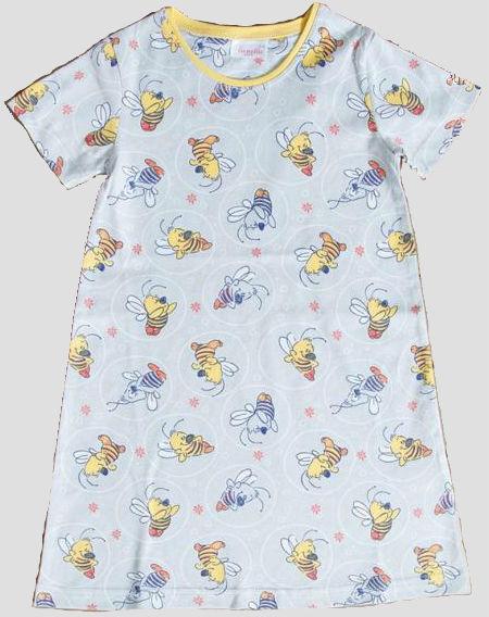 Dětská noční košile s krátkým rukávem Vienetta Secret Maruška