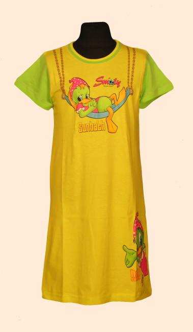 Dětská noční košile Vienetta Secret - kačenka