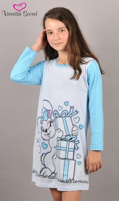 Dětská noční košile Vienetta Secret Králíček
