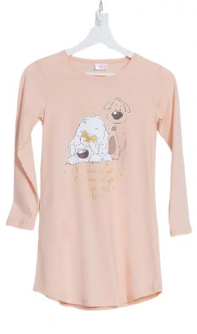 Dětská noční košile Vienetta Secret Little dogs