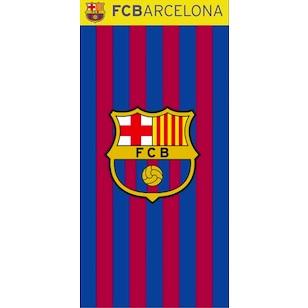 Dětská osuška FC Barcelona 02 pruhy