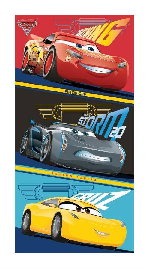 Dětská osuška Jerry Fabrics Cars 3