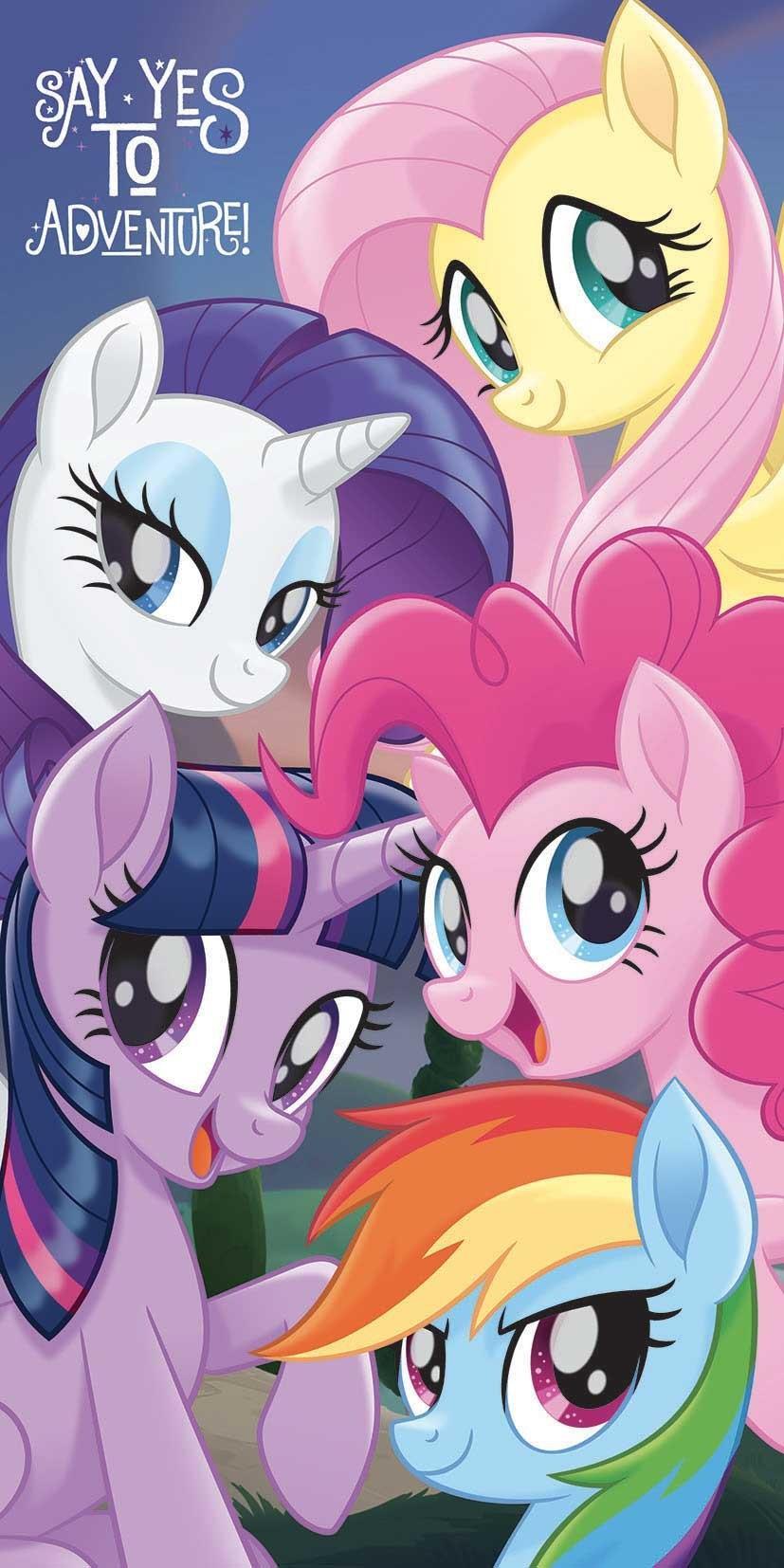 Dětská osuška Jerry Fabrics My little Pony