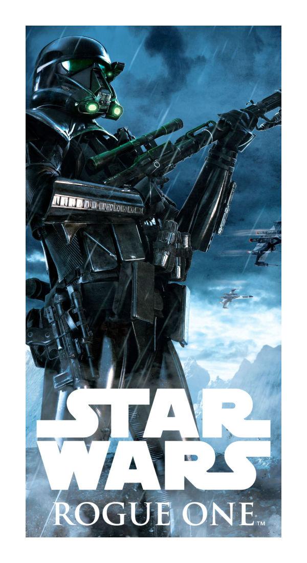 Dětská osuška Jerry Fabrics Star wars Rogue One