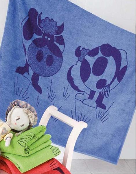Dětská osuška NORA - kravičky 450 g/m2