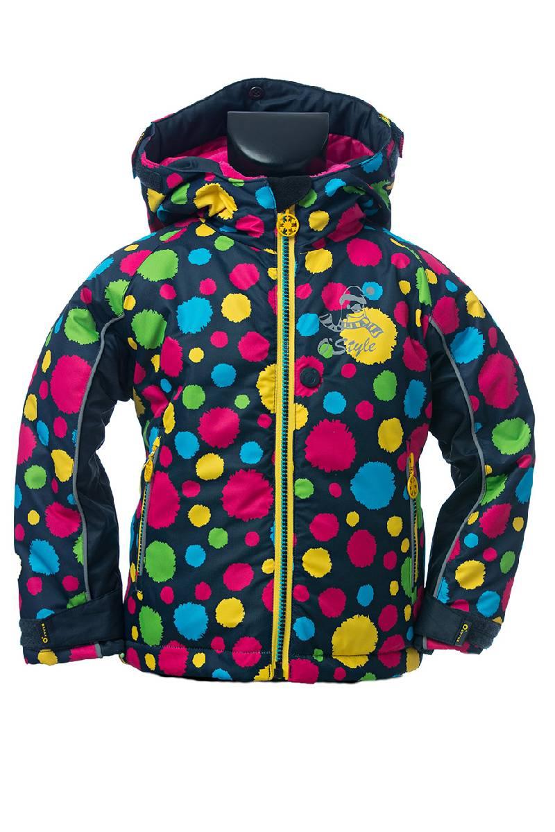 Dětská zateplená bunda O´Style 8222