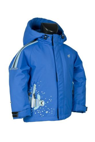 Dětská zimní bunda O´style 8029 modrá