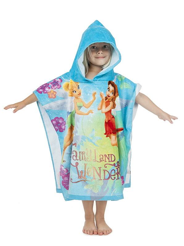 Dětské bavlněné pončo Fairies 2014