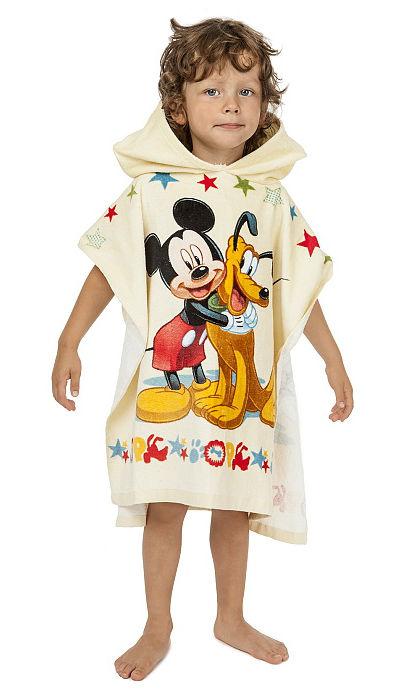Dětské bavlněné pončo Mouse 2014