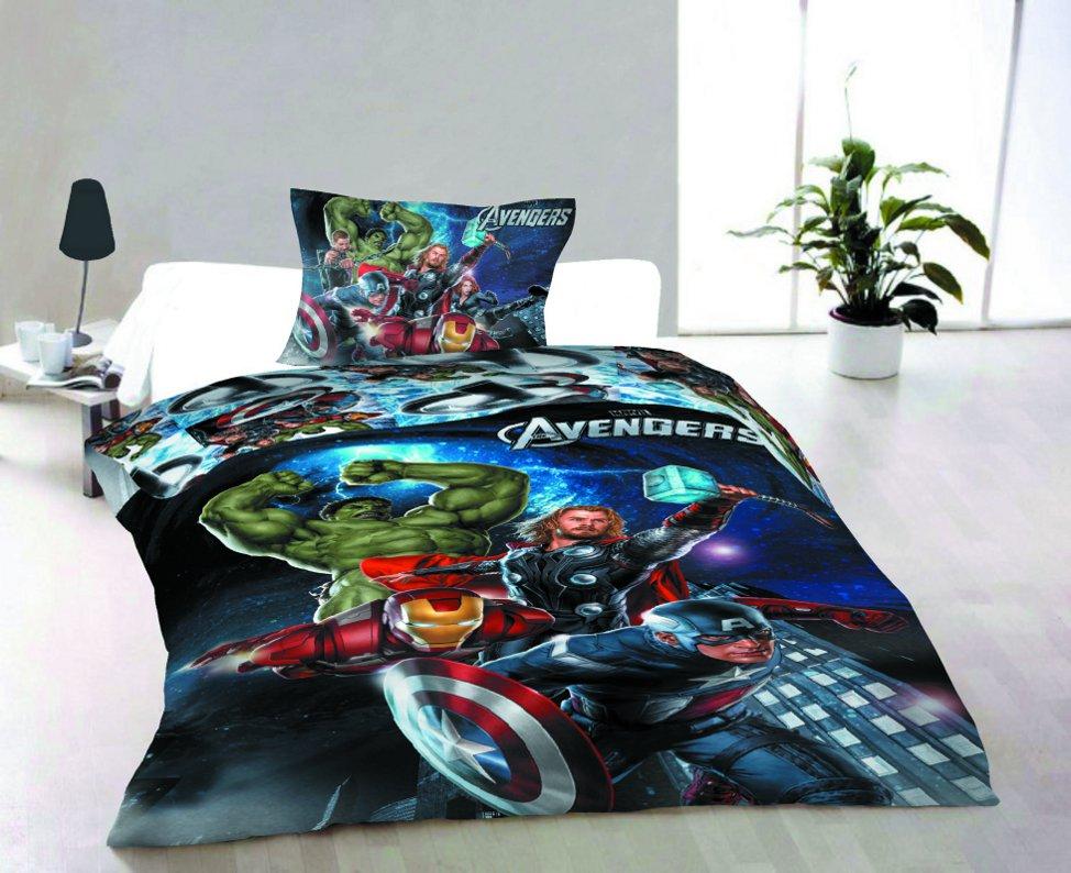 Dětské bavlněné povlečení - Avengers