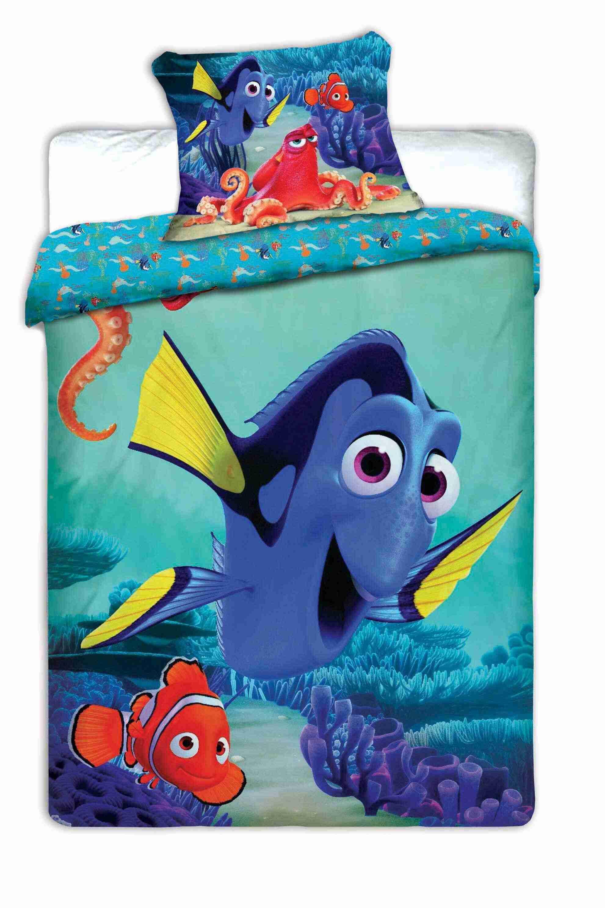 Dětské bavlněné povlečení Disney Dory