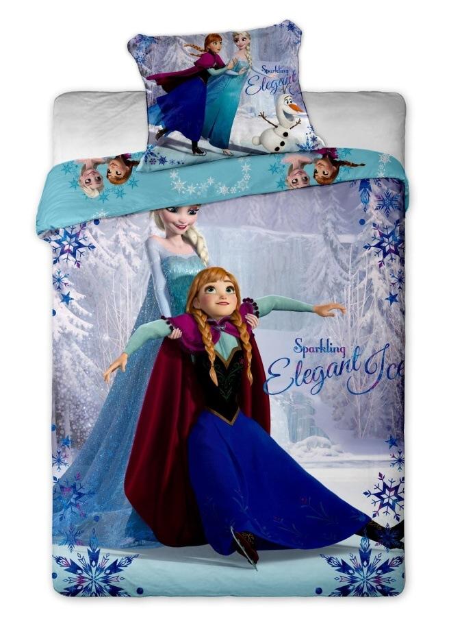 Dětské bavlněné povlečení Disney Frozen 2015