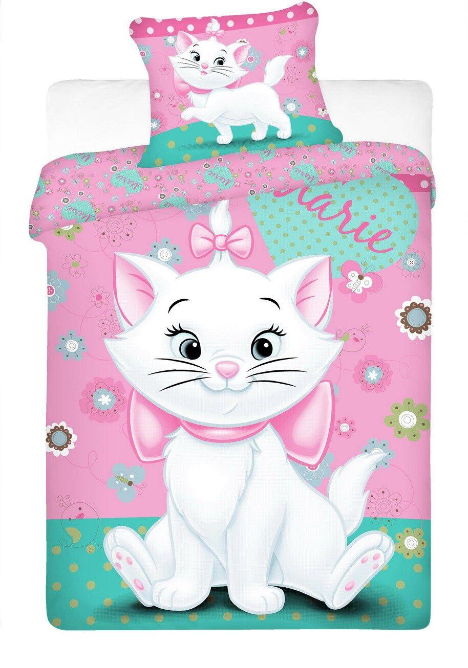Dětské bavlněné povlečení Disney Marie Cat 2015