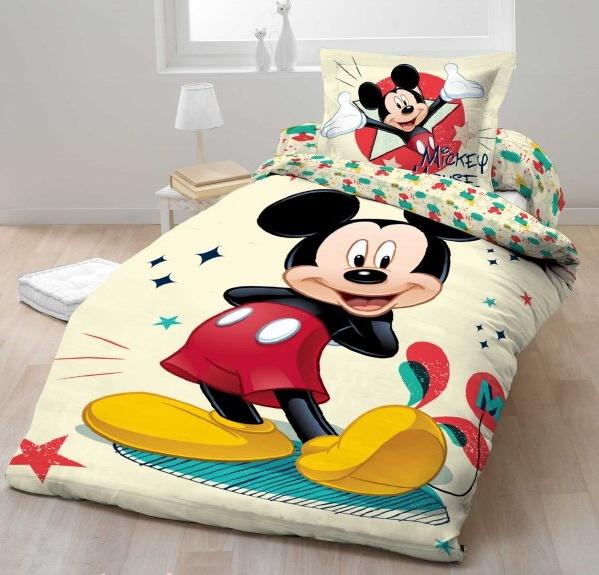 Dětské bavlněné povlečení Disney - Mickey 2012