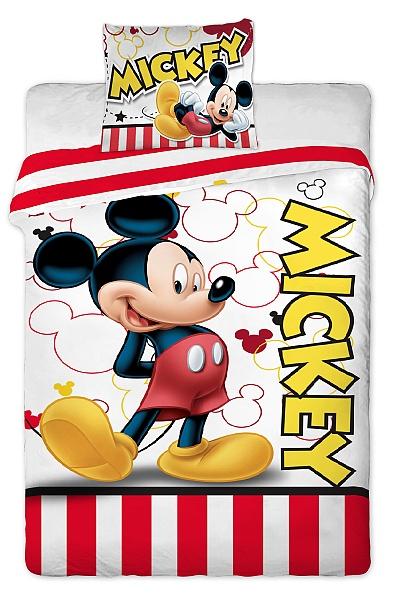 Dětské bavlněné povlečení Disney Mickey 2014
