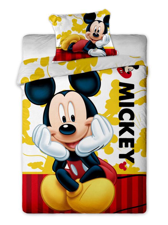 Dětské bavlněné povlečení Disney Mickey 2015