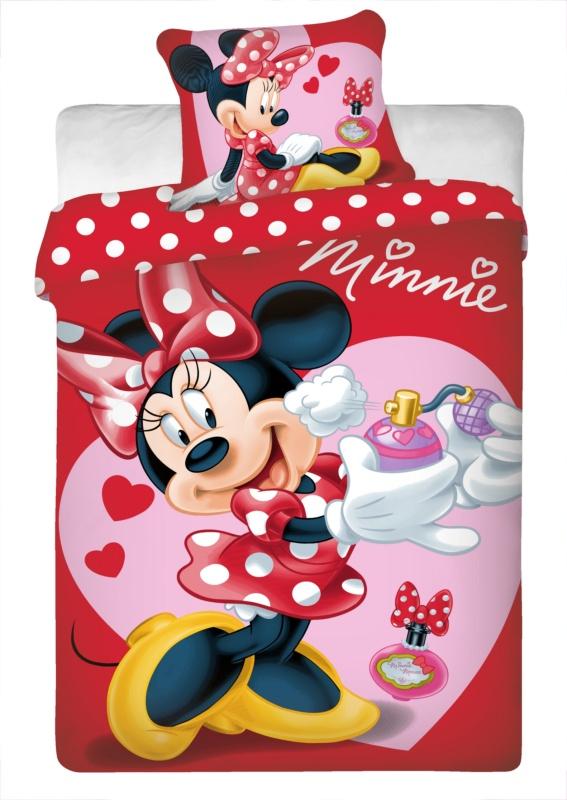 Dětské bavlněné povlečení Disney Minnie voňavka