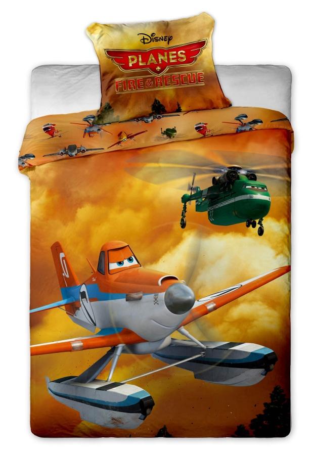 Dětské bavlněné povlečení Disney Planes 2