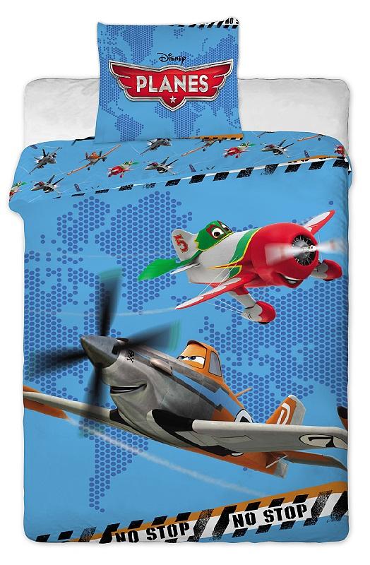 Dětské bavlněné povlečení Disney Planes 2014