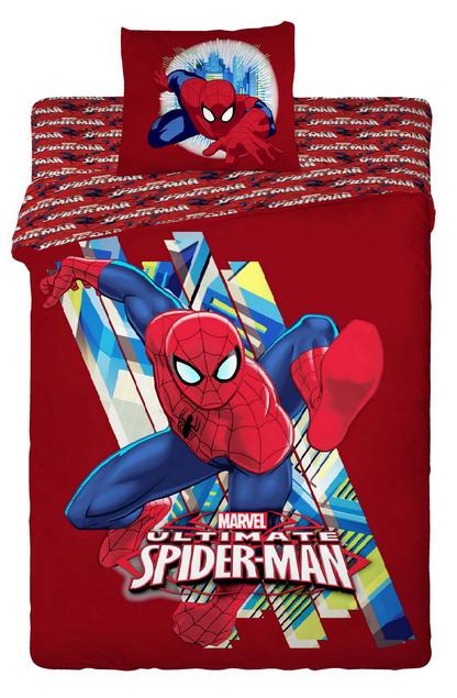 Dětské bavlněné povlečení Disney Spiderman 2013