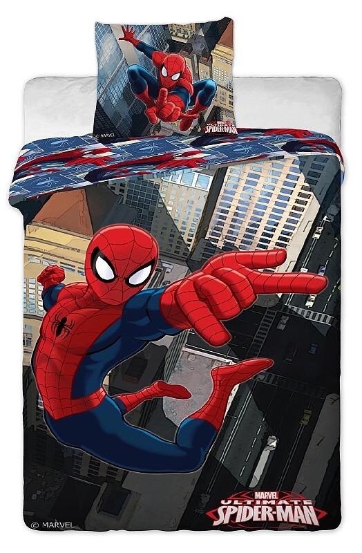 Dětské bavlněné povlečení Disney Spiderman new