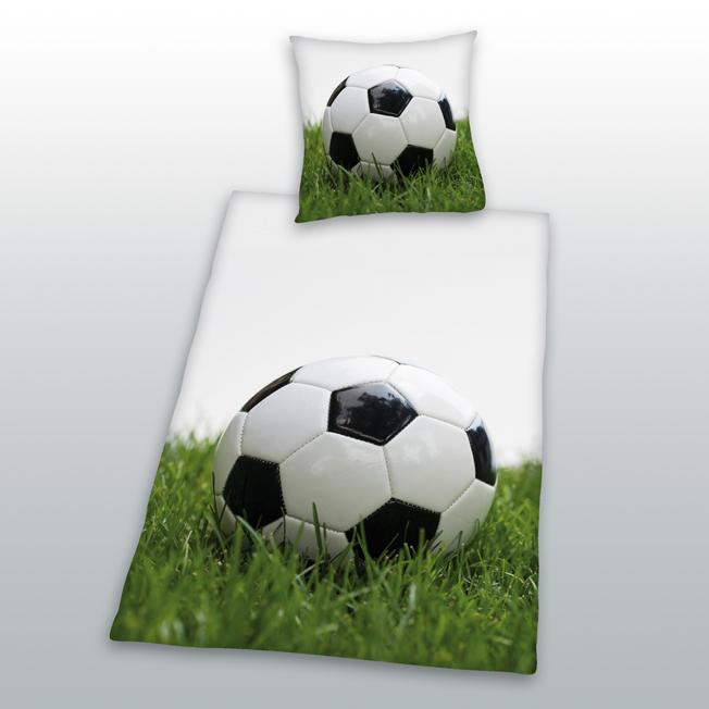 Dětské bavlněné povlečení Fotbalový míč