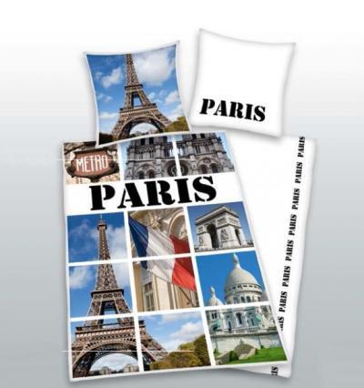 Dětské bavlněné povlečení Herding Paris