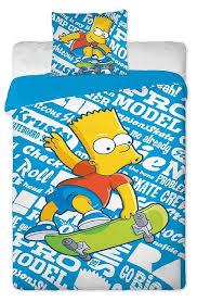 Dětské bavlněné povlečení - Simpsons - Bart