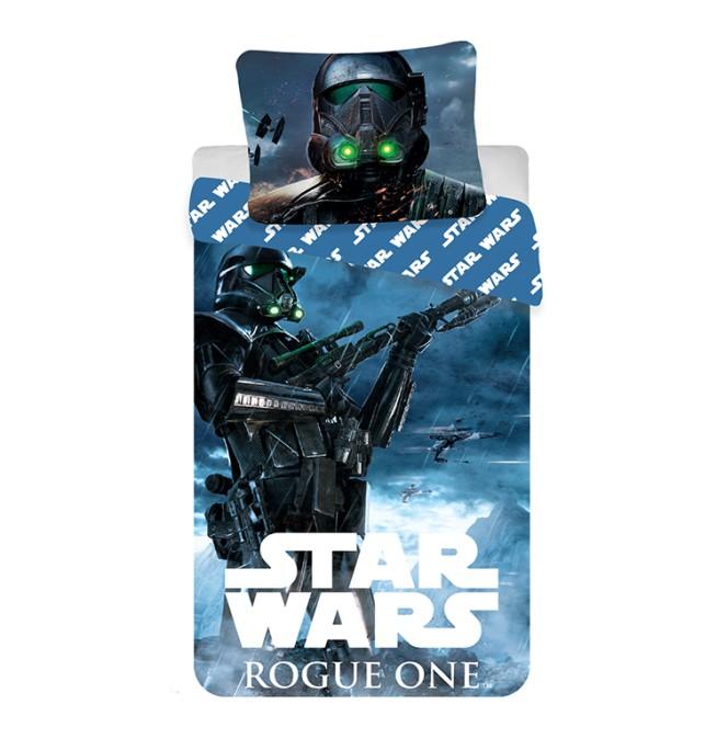 Dětské bavlněné povlečení Star Wars Rogue One