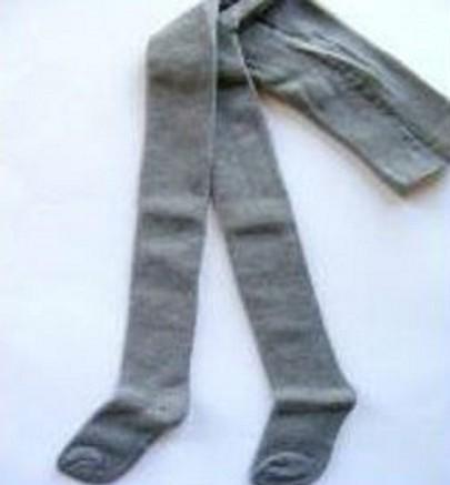 Dětské froté punčocháčky Design Socks jednobarevné