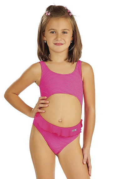 Dětské jednodílné plavky Litex 69722 výprodej
