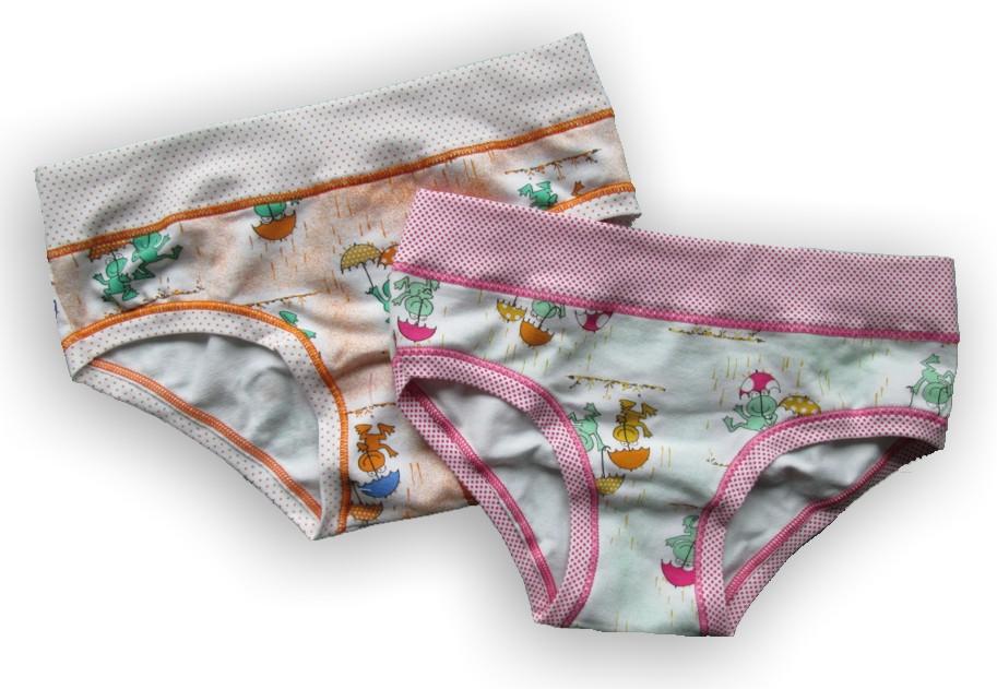 Dětské kalhotky Emy Bimba 929