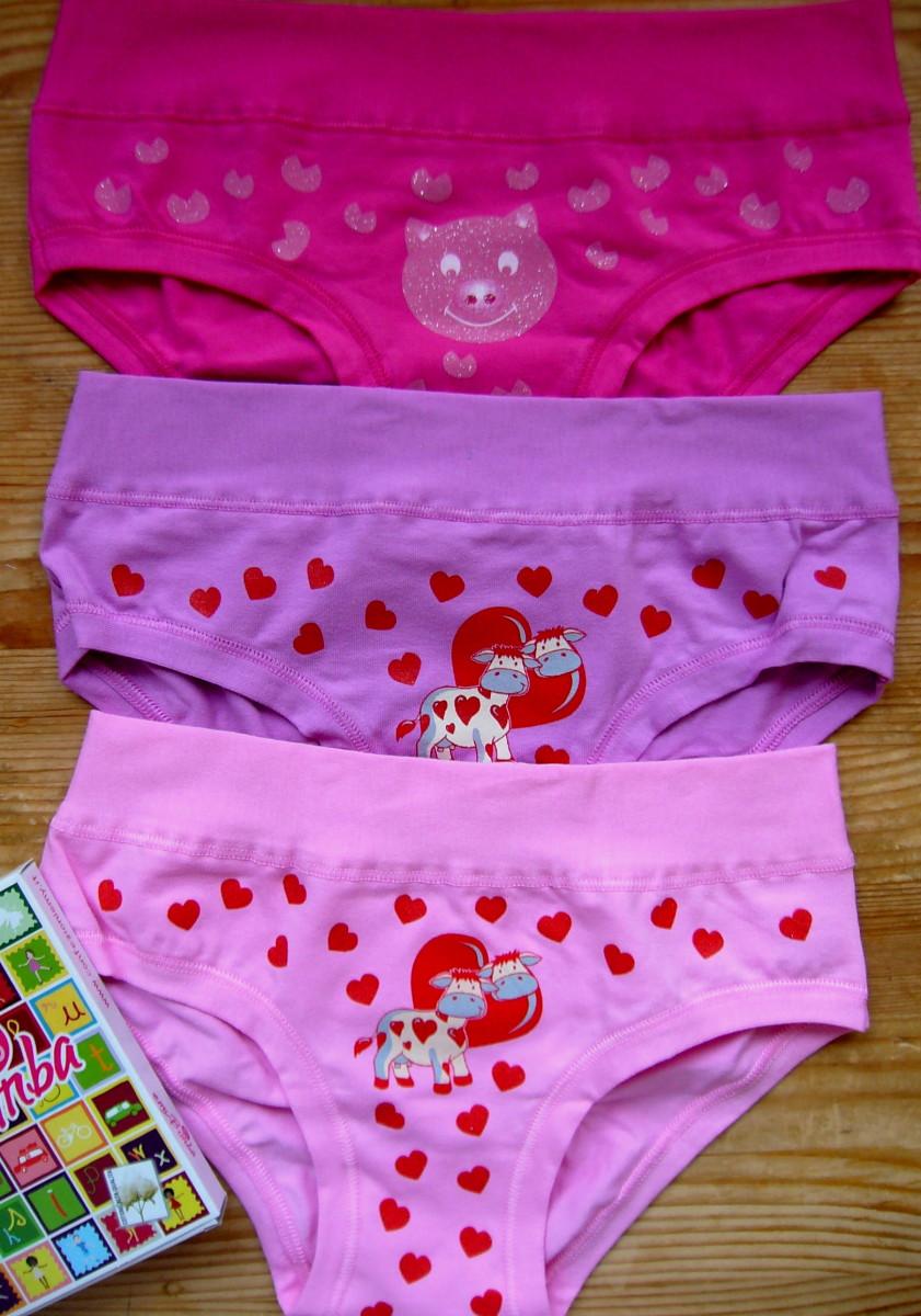 Dětské kalhotky Emy bimba B/366