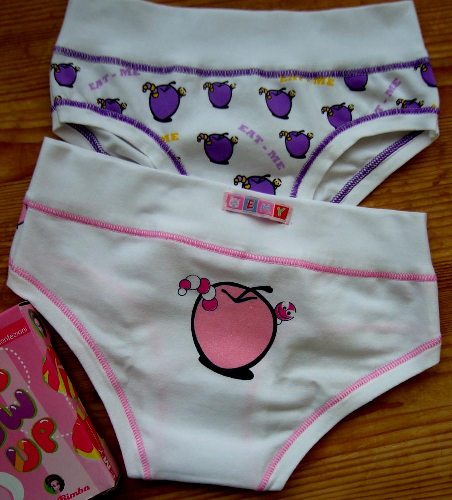 Dětské kalhotky Emy Bimba B382