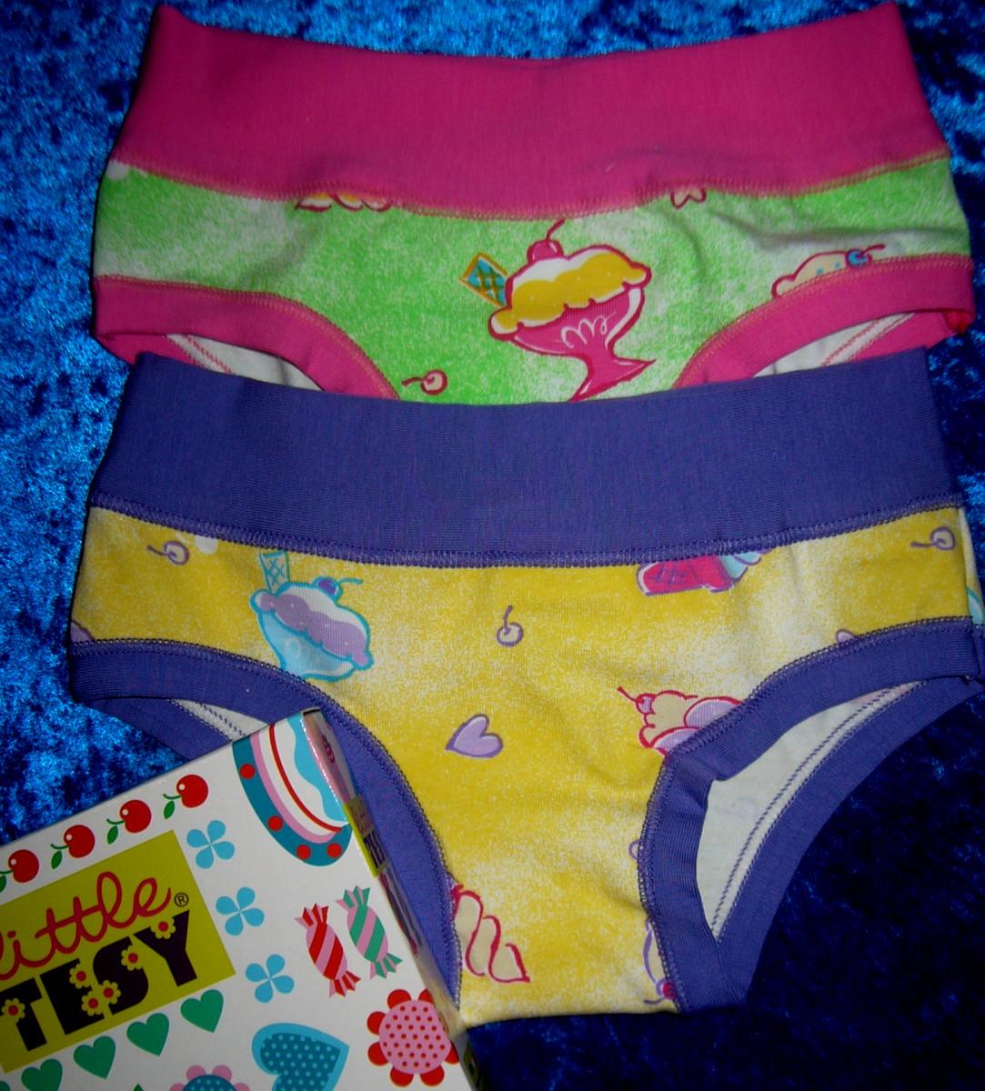 Dětské kalhotky Little Tesy Gelato