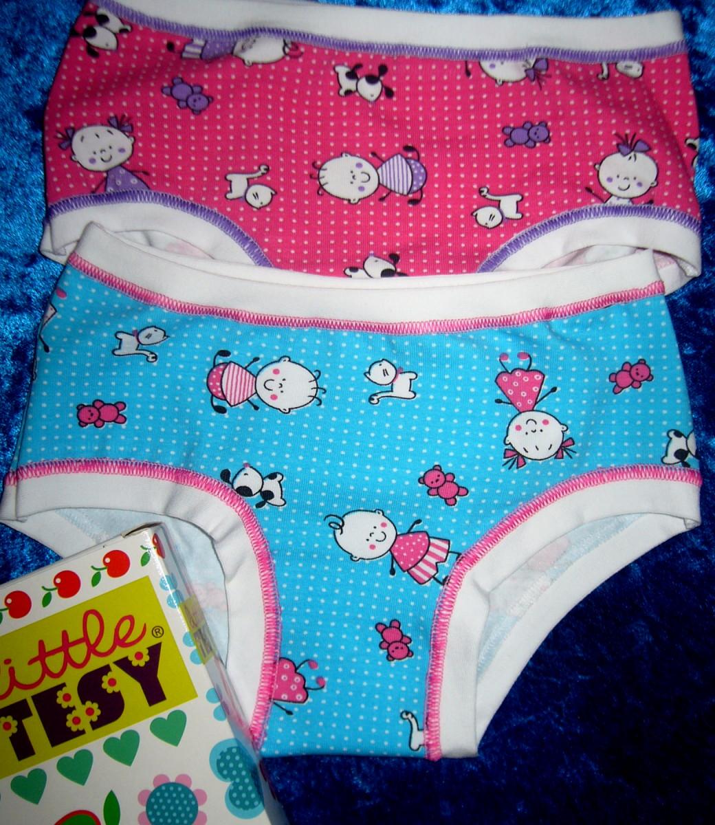 Dětské kalhotky Little Tesy Pupetta