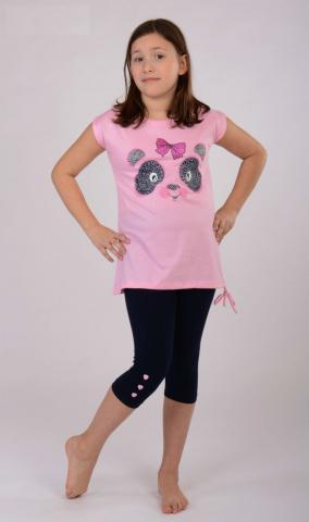 Dětské kapri pyžamo Vienetta Secret Panda