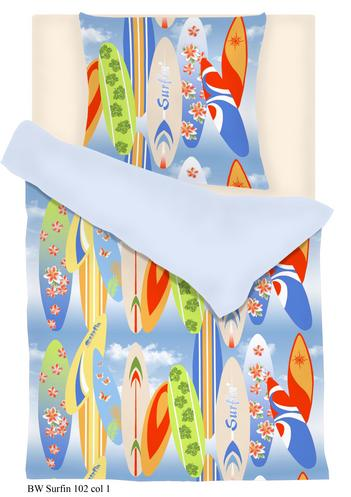 Dětské ložní povlečení bavlna Interimex GBP-001a
