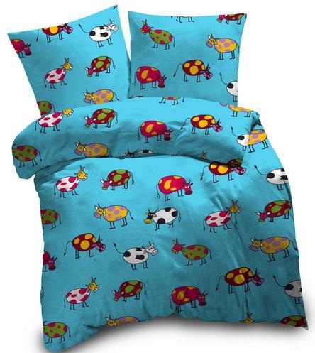 Dětské ložní povlečení bavlna Interimex GBP-001c-b