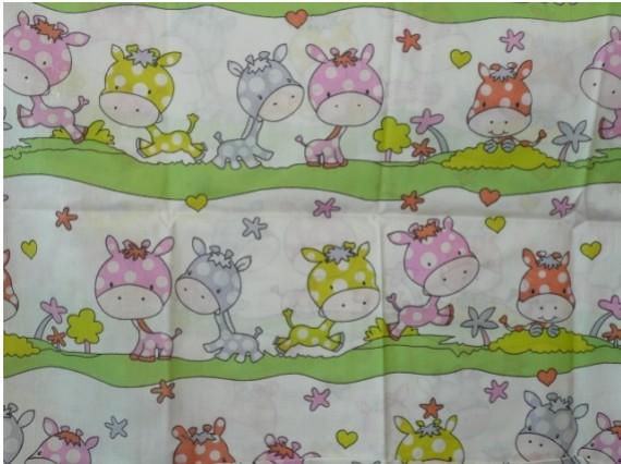 Dětské ložní povlečení bavlna Interimex GBP-006