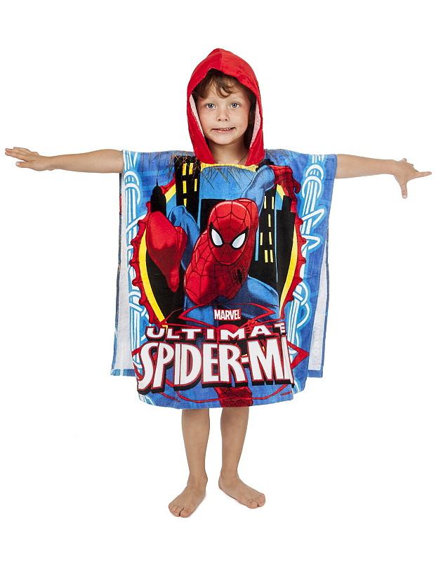 Dětské pončo Spiderman Ultimate 2013