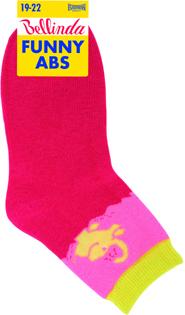 Dětské ponožky Bellinda 495700 FUNNY ABS